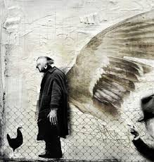 a very old man enormous wings whitney wilkins thinglink