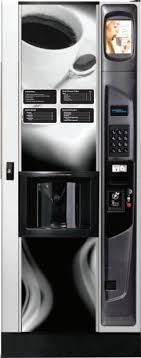 Used Coffee Vending Machines Inspiration New Coffee Vending MachineUSI GenevaFreeze Dry Vending
