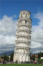 famous architectural buildings around the world. 15. Leaning Tower Pisa - The Campanile Of Cathedral Pisa, Famous Architectural Buildings Around World