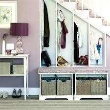 Entryway Bench With Coat Rack And Storage Delectable Bedroommudroom Coat Rack Entryway Bench With Shoe Storage Entryway