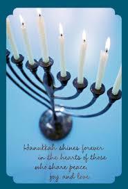 light the menorah hanukkah card pack of 6