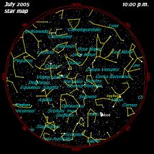 Star Map Astronomy Star Map Astronomy Star Astronomy Map