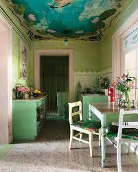Colorful Kitchen Decor Bohemian Kitchen Decor Zampco