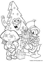 Christmas Coloring Pages Oriental Trading Swifteus