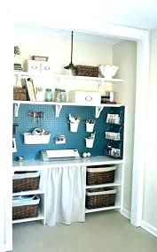 office in a closet ideas. Closet Office Ideas Home . In A