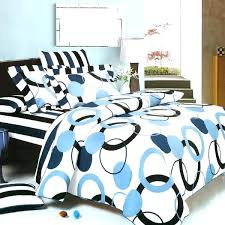 artistic blue 100 cotton 2pc mini comforter cover duvet cover set twin size duvet cover size