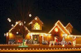 Amazing Christmas Lights On Houses 47 Awesome Outdoor Christmas Lights House Decorations Ideas