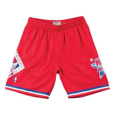 Mitchell Ness 1991 All Star West Swingman Shorts