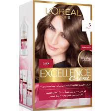 Loreal Light Brown Buy Loreal Excellence Cream Natural Light Brown 1 Packet
