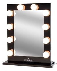 light up mirror vanity. impressions vanity hollywood studio lighted make-up back stage mirror light up