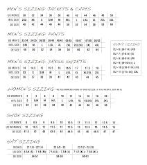 Jagdhund X Jagd Size Chart