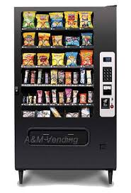 Mars Vending Machine Manual New The Ultimate 48 Select Snack Machine AM Vending Machine Sales