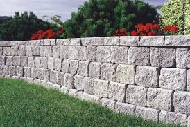 the many shapes and sizes of retaining wall blocks and how to select the right for your cincinnati oh home