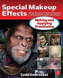 special makeup effects for se and screen 2nd ed from focal press