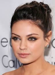 mila kunis makeup bridal y eye canberra makeup artist canberra hair and makeup