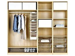 ikea external closet full size of bedroom small closet shelving systems clothes storage systems in walk