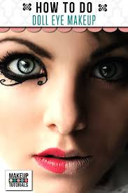 tutorial trinaduhra doll eye makeup doll eyes makeup doll eyes glamour doll eyes doll american dolls
