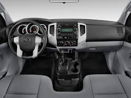 2013 Toyota Tacoma Cockpit Interior Photo | Automotive.com