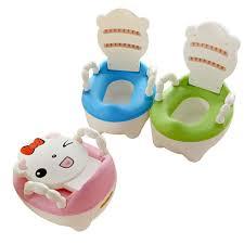 Childrens Pot Wc Baby Potty Toilet Portable Cartoon Baby Cars Potty
