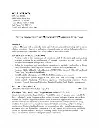 Retailk Clerk Resume Example Warehouse Sample Examples Collection