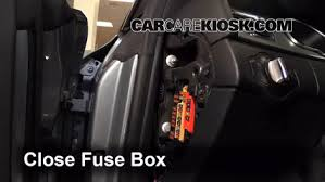interior fuse box location 2008 2016 audi s5 2008 audi s5 4 2l v8