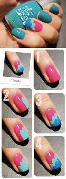 Easy Nail Design Steps 38 Interesting Nail Art Tutorials Style Motivation