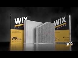 Wix Cabin Filters Nl