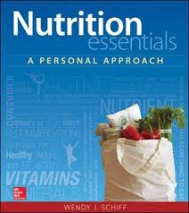 pdf nutrition essentials a personal approach read book by wendy schiff