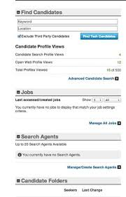 ... Fresh Dice Resume 4 Social Media Headhunter A Review Of Dice Open Web  November 2013 ...