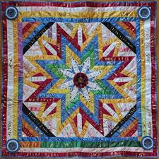 ShowThrow Heirloom Ribbon Quilts by Lani B. Ohly & ribbon quilt, ribbon quilt, ribbon quilt ... Adamdwight.com