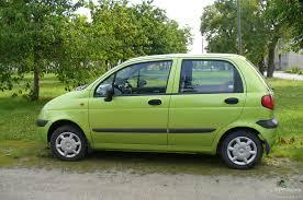 daewoo matiz review and photos 2004 Daewoo Matiz daewoo matiz 0 8 green