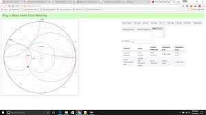 Smith Chart Hd Precise Smith Chart Impedance Matching Calculator 2019