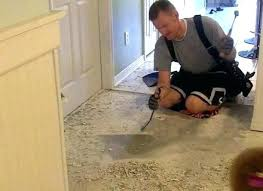 removing tile from concrete floor removing tiles from floor removing tile mortar from my concrete floor