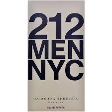 Perfume <b>212 Men Carolina Herrera</b> Masculino | Beleza na Web