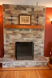 Fireplace Refacing Cost Fireplace Terrific Refacing A Brick Fireplace With Stone