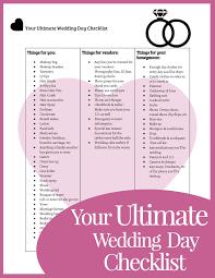 Ultimate Wedding Checklist Budget Spreadsheet Excel Decor