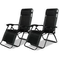 caravan canopy black zero gravity chairs pack of two