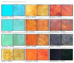 Lowes Concrete Paint Color Chart Lowes Concrete Stain Concrete Stain Colors Paint Color Chart