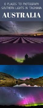 Australis Southern Lights Southern Lights Tasmania Aurora Australis Australia