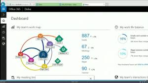 Delve Organization Chart Microsoft Previews Organizational Analytics In Office Delve