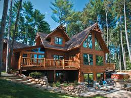 Small Picture The Leelanau Log Home Company