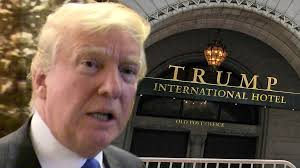 President Trump Reportedly Cancels Election <b>Night Party</b> Plans