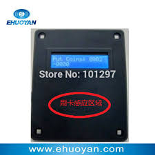 Vending Machine Card Reader Interesting RFID Writer IC Coin Validator For Game And Vending Machine Cashless
