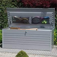 more heavy duty garden storage box