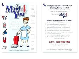 Housekeeping Flyers Templates Janitorial Flyer Template Free Templates Vraccelerator Co