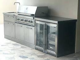stainless steel outdoor kitchen stainless steel outdoor kitchen cart stainless steel outdoor kitchen storage
