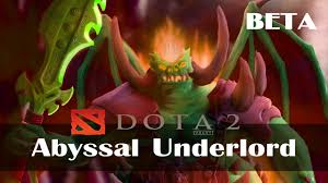 pit lord dota 2 youtube