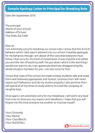 apology letter to principal gif apology letter to principal
