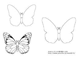 最新 蝶 塗り絵 無料の印刷用ぬりえページ
