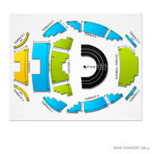 Bing Concert Hall Seating Chart Concertsforthecoast